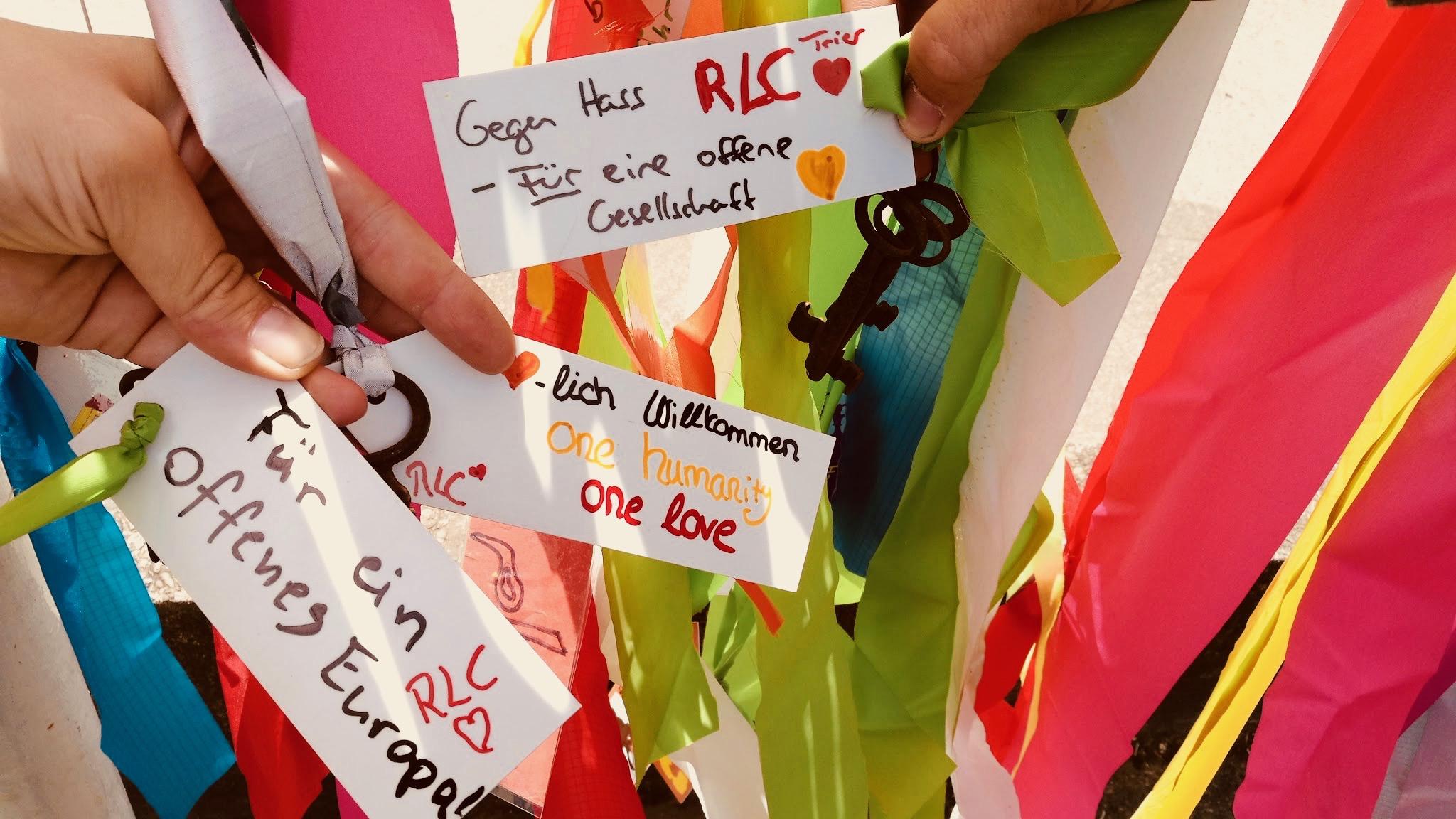 """Online Demonstration """"Zusammen gegen Rassismus"""""""