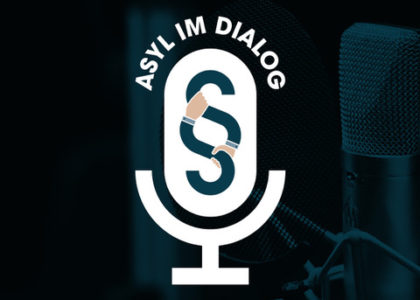 "Podcast ""Asyl im Dialog"""